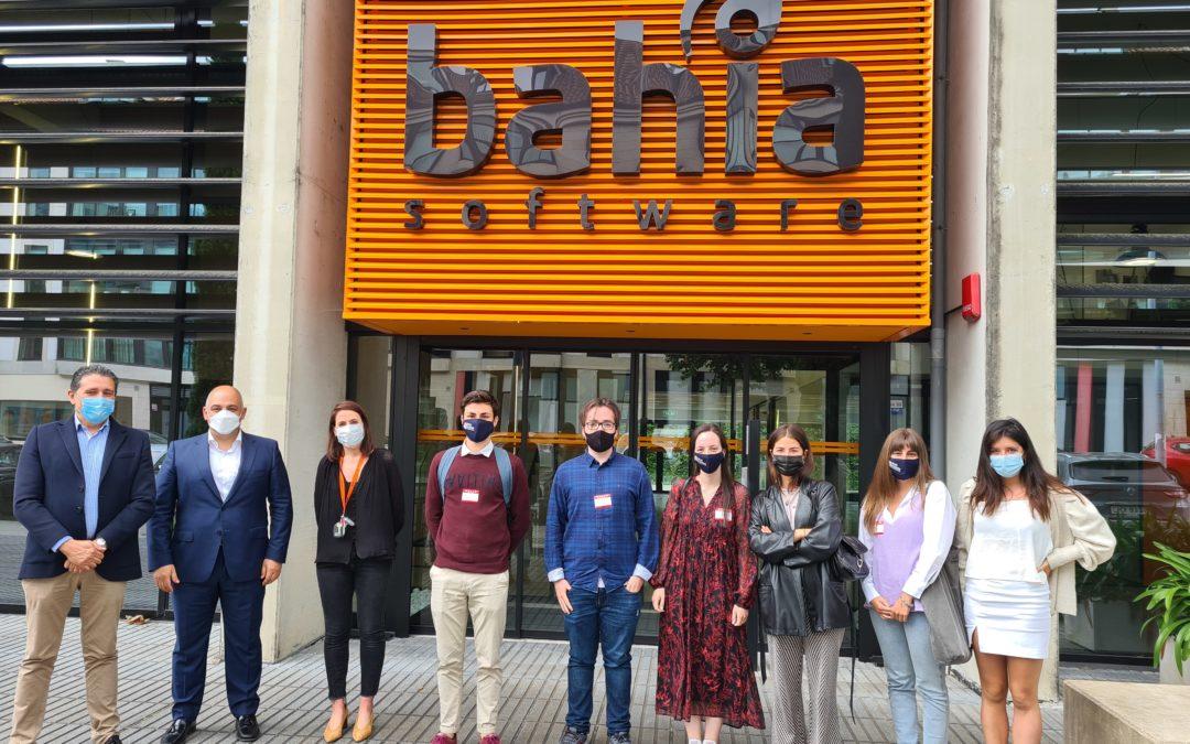 """""""Del Aula a la Empresa"""": Hoy analizamos como caso de estudio el Plan de Internacionalización de BAHÍA SOFTWARE en Alemania"""