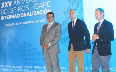 Nueva edición del programa de becarios de internacionalización del IGAPE