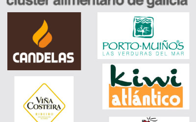 Colaboración con el Cluster Alimentario de Galicia (CLUSAGA)