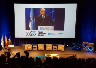 Francisco Conde, Conselleiro de Industria y Economía