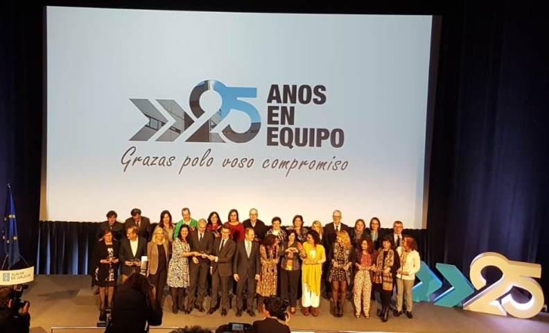 Celebración del XXV aniversario del IGAPE